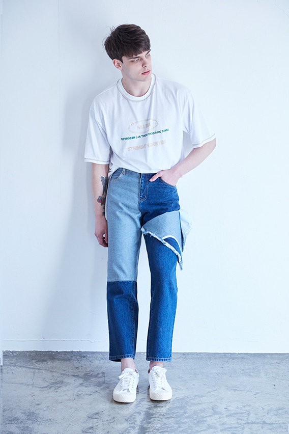[PRE-ORDER] COME OUT DENIM_M