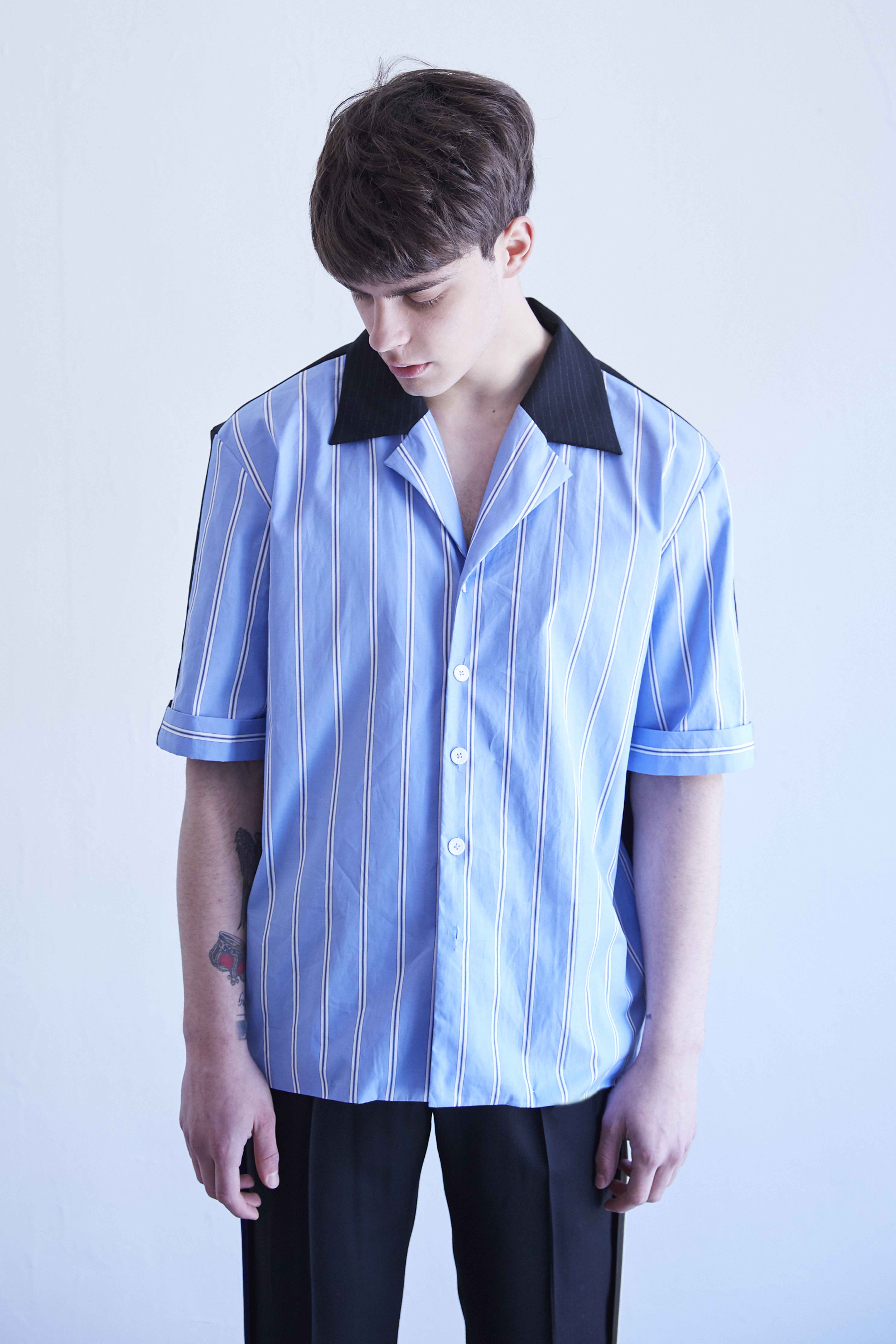 MIXED SHIRT_M